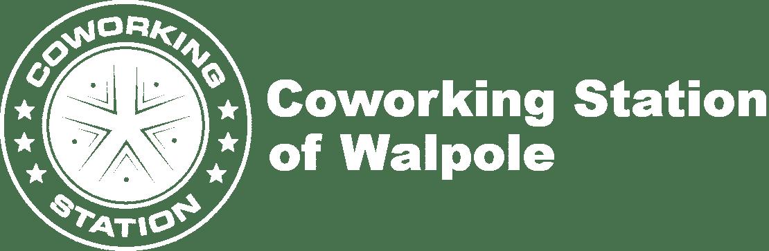 Coworking Station of Walpole Main Logo